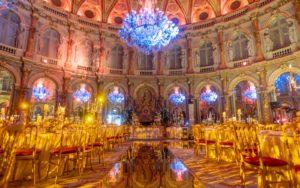 wedding venue in Paris, prestigious place