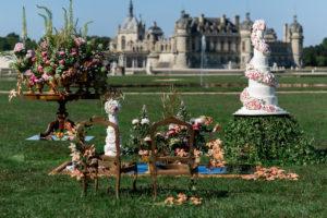 wedding venue in Paris, garden