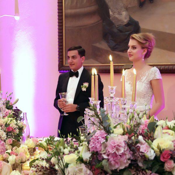 French chateau wedding near Paris