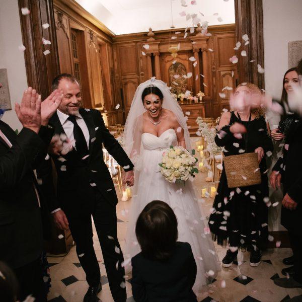 lebanese wedding in Paris
