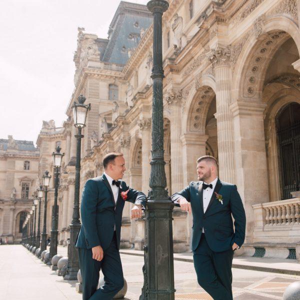 Gay weddings in france